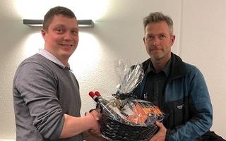 25 års jubilæum for Jesper Christiansen