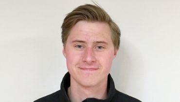 Johannes Vittrup ny lærling